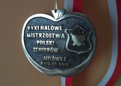 XXXI Halowe MIstrzostwa Polski Seniorów w Łucznictwie