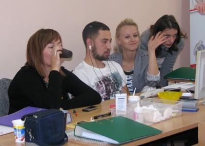 Szkolenie Biofeedback EEG I stopnia Kraków 11-14.10.2013