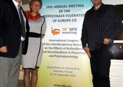 16th Meeting Biofeedback Federation of Europe