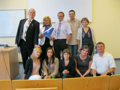 """""""Advanced cours on QEEG, ERPs and Neurotherapy"""" with Juri D. Kropotov and Maria Pachalska"""