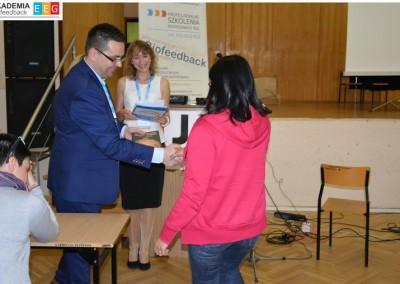 Szkolenie Biofeedback EEG I stopnia Kraków 4-7 sierpnia