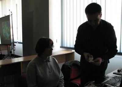 Prezentacja Biofeedbacku EEG w czasie Dnia Mózgu