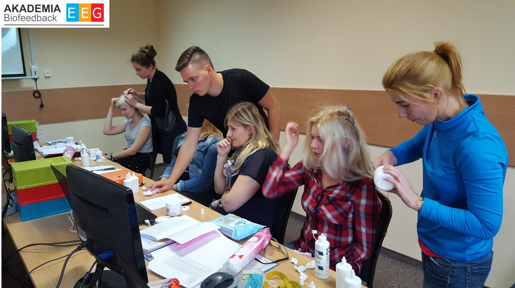 Szkolenie Biofeedback EEG I stopnia Kraków 4-7 sierpnia 2016