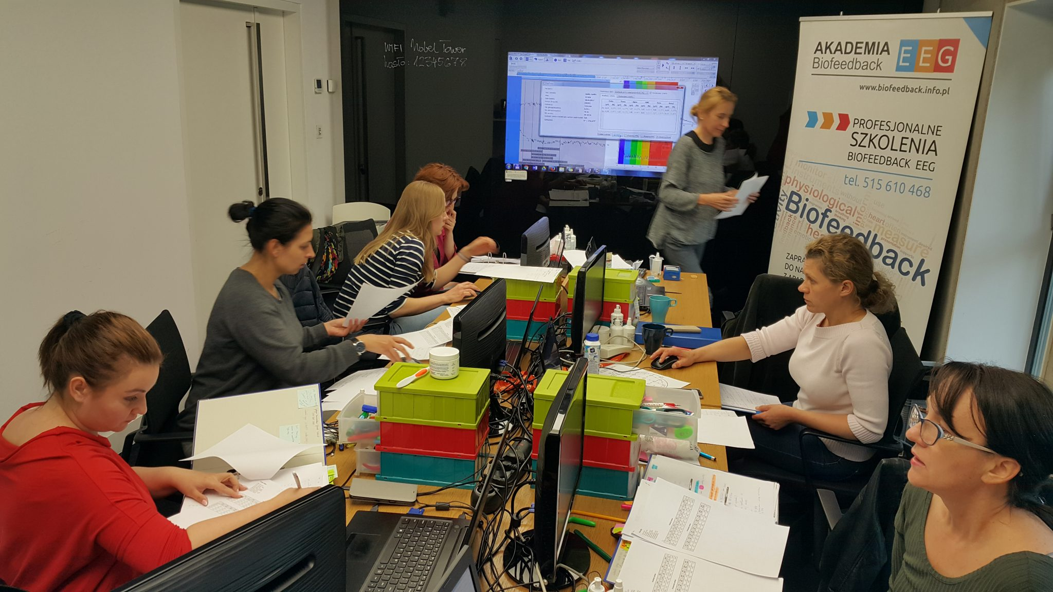 Szkolenie Biofeedback EEG I stopnia – Poznań 11-14.05.2017 r.